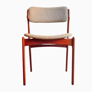 Chaise de Salon Mid-Century en Teck, Danemark