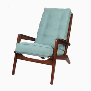Vintage FS 105 Lounge Chair by Pierre Guariche