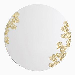 Specchio Viburnum dorato di BiCA-Good Morning Design
