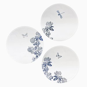 Miroirs Composition Viburnum par BiCA-Good Morning Design, Set de 3
