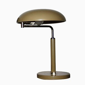 Quick 1500 Lamp in Olive by Alfred Müller for Bag Turgi, 1930s