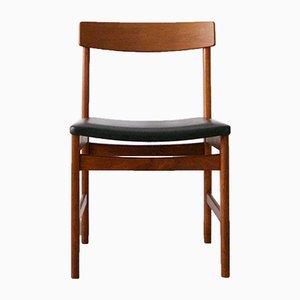 Swedish Teak Chair from Ulferts Möbler, 1960s