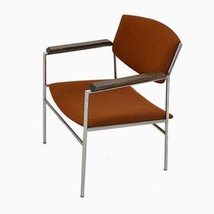 Chaise d'Appoint par Gijs van der Sluis pour 't Spectrum, 1970s