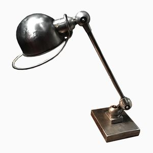 Desk Lamp by Jean-Louis Domecq for Jiedé, 1950s
