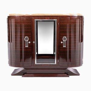 Französisches Art Deco Sideboard, 1930er