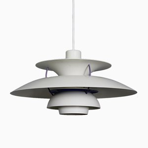 PH5 Pendant Lamp by Poul Henningsen for Louis Poulsen, 1970s