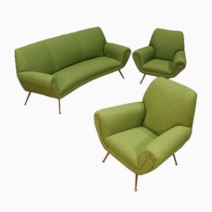 Living Room Set by Gigi Radice for Minotti, 1960s