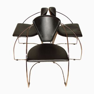 Stühle von Arrben, 1980er, 3er Set
