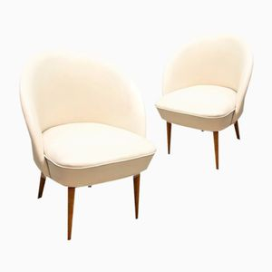 Vintage Retro Club Chairs from Artifort, 1950s, Set of 2
