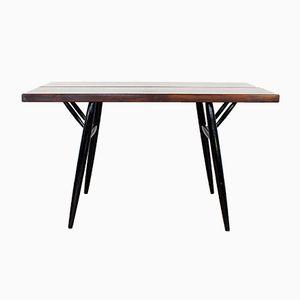 Table de Salle à Manger Vintage par Ilmari Tapiovaara pour Laukaan Puu