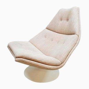 Chaise Pivotante Modèle F511 Vintage par Geoffrey Harcourt pour Artifort
