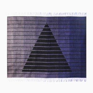 Violette Decke aus Baby-Alpakawolle von Cotopaxi von Nebula Order