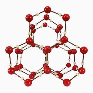 Mid-Century Molekularstruktur, 1950er