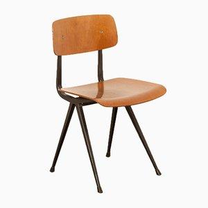 Silla modelo Result vintage de Friso Kramer & Wim Rietveld para Ahrend De Cirkel, 1969