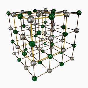 Mid-Century Molecular Model