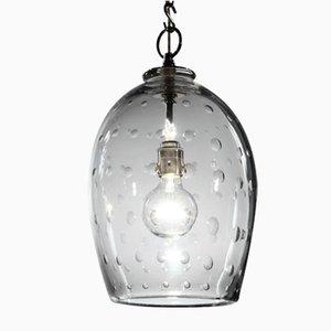 Lámpara colgante Bubble pequeña de Rose Uniacke