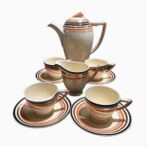 Vintage Art Deco Coffee Service