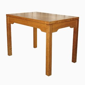 Tavolino da caffè Mid-Century in quercia di Hans Wegner per Getama, anni '60