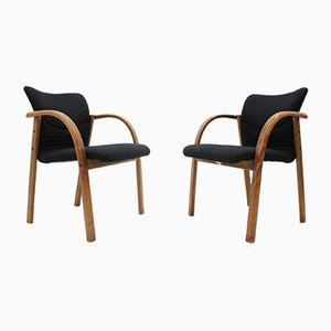 Vintage Office Chairs from FORM Design, 1980s, Set of 2