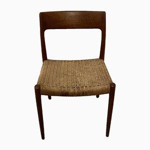 Chaise de Salon Vintage de J.L. Møllers, Danemark