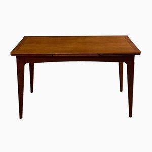 Table de Salle à Manger à Rallonge en Teck par Niels Otto Moller pour JL Møllers Møbelfabrik, Danemark, 1965