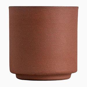 Terra Kaffeetassen mit grünen Innenseiten von Madre, 2er Set