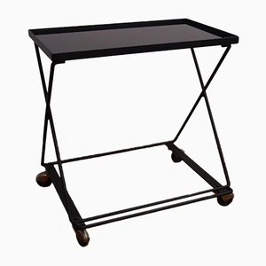 Black Serving Trolley, 1950s