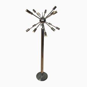Lámpara de pie Sputnik, años 80