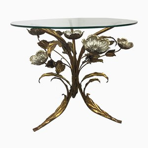 Table d'Appoint Hollywood Regency par Hans Kögl, 1960s