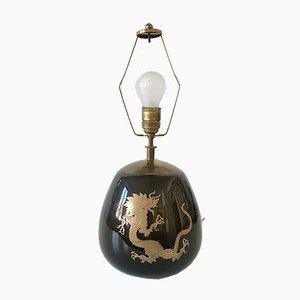 Art Deco Tischlampe von WMF Ikora, 1930er
