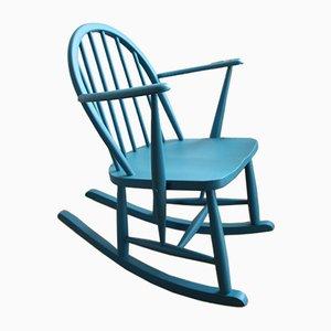 Rocking Chair Ercol par Lucian Ercolani pour Ercol, 1950s