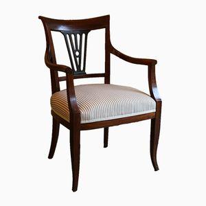 Antique Biedermeier Armchair