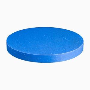 Vassoio Trevo color blu marocco di Madre