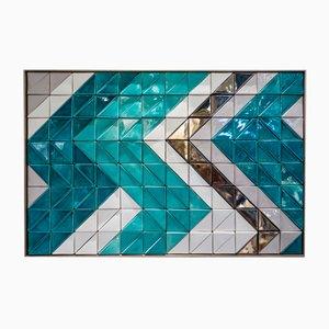 Panel mural Tejo Colors de azulejos de Mambo Unlimited Ideas