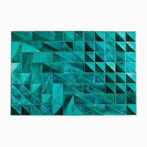 Panel mural Tejo de azulejos de Mambo Unlimited Ideas