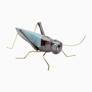 Grasshopper Skulptur von Mambo Unlimited Ideas