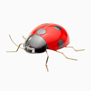 Ladybug Sculpture by Mambo Unlimited Ideas
