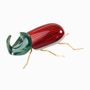 Sculpture Rhinoceros Beetle par Mambo Unlimited Ideas