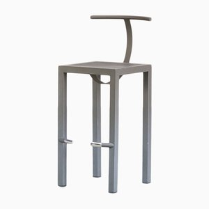 Sarapis Bar Stool by Philippe Starck for Aleph Ubik, 1980s
