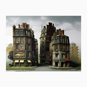 Lithograph by Arnau Alemany, 2000s