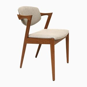 Teak Chair by Kai Kristiansen for Schou Andersen Møbelfabrik, 1960s