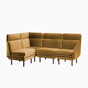 Agnes L Couch by Mambo Unlimited Ideas