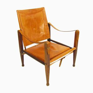 Danish Safari Chair by Kaare Klint for Rud Rasmussen, 1950s