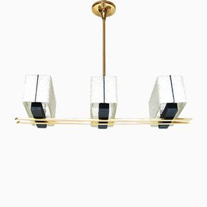 Vintage French Chandelier from Arlus, 1960s