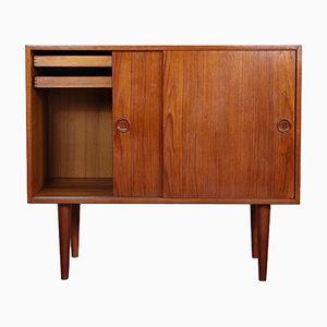Vintage Teak Cabinet by Kai Kristiansen for Feldballes Møbelfabrik
