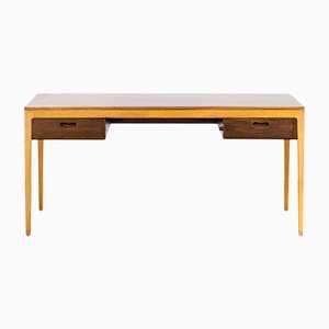 Executive Writing Desk by Hartmut Lohmeyer for Wilkhahn, 1960s