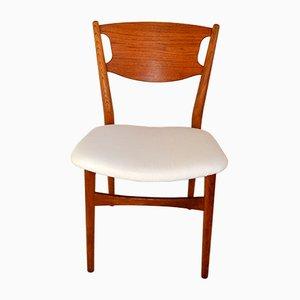 Chaise de Salon Modèle 42A Vintage par Helge Sibast, 1953