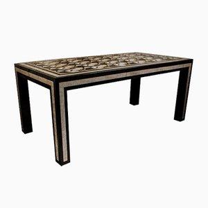 Niederländischer Art Deco Vintage Tisch, 1960er