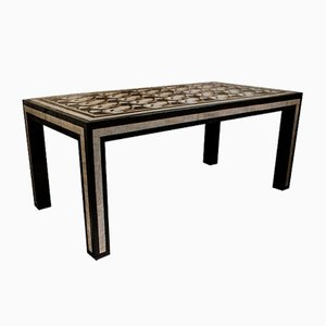 Vintage Dutch Art Deco Table, 1960s