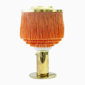 Lámpara de mesa modelo B-145 con flecos de Hans Agne Jakobsson para Markaryd, años 50